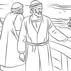 paul-and-barnabas-coloring-page