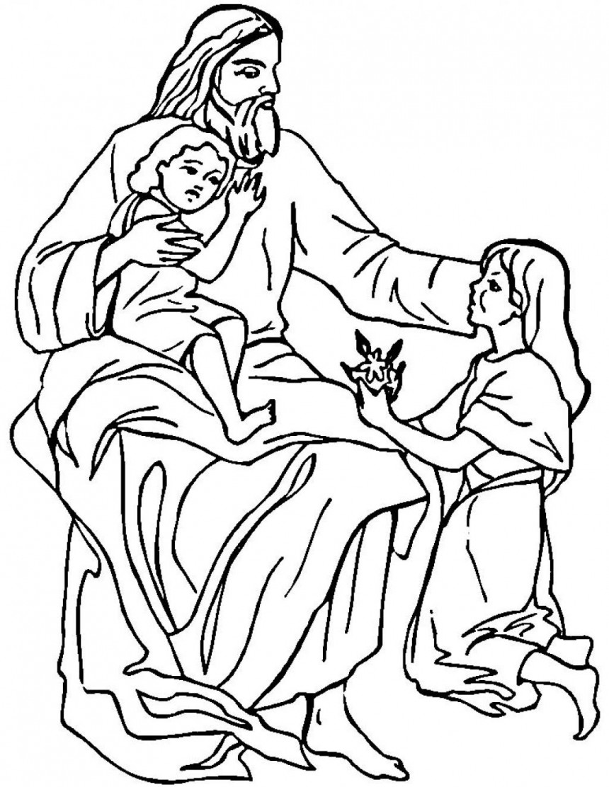 furthermore Christmas Happy Birthday Coloring Page main1 340x340 moreover Jesus Loves The Children Coloring Page as well  likewise  besides christmas angel coloring pages also slide 12 furthermore  likewise slide 22 as well  also . on christmas manger scene coloring pages