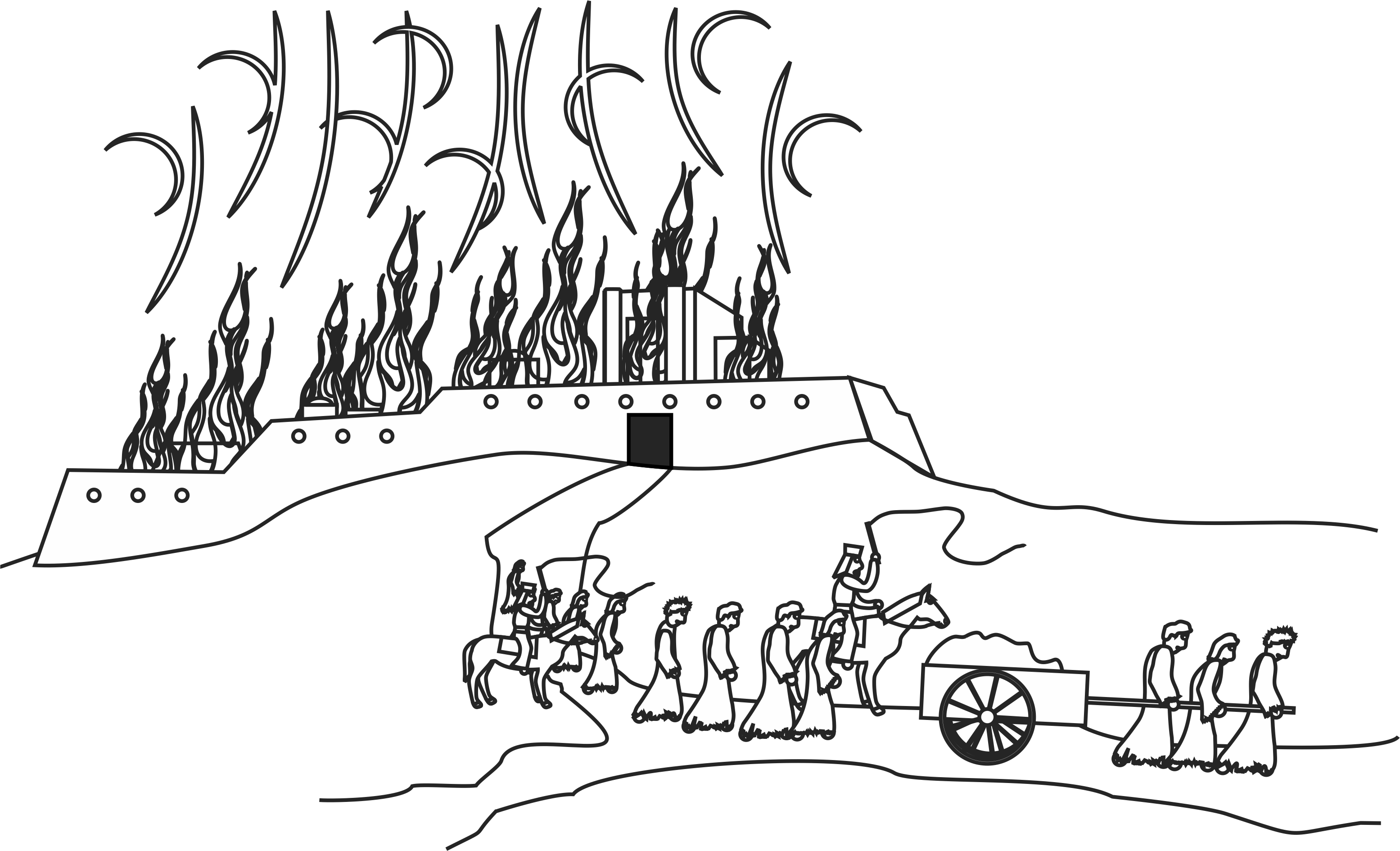 city of jerusalem coloring pages - photo#18